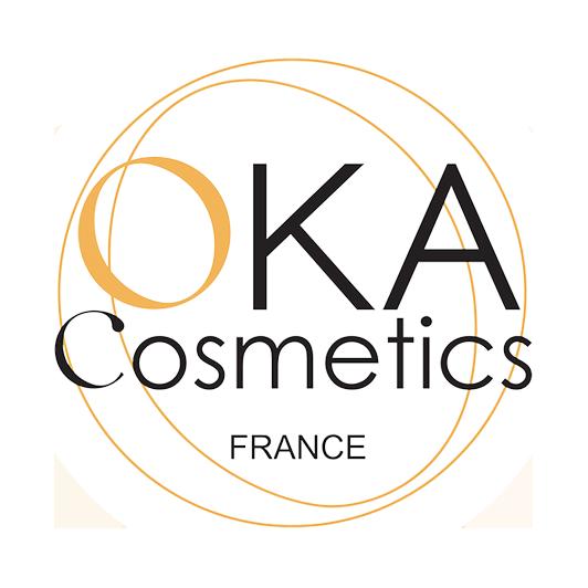Logo OKA France Cosmetics