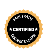 Certified organic, fair trade and vegan shea butter